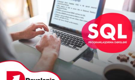 Developia EA-nın peşəkarlarından SQL təlimi al!